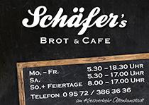 Schäfers Brot & Cafe