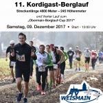 Ausschreibung für den Kordigast-Berglauf ist online